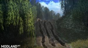 "Map ""Passeio Off Road"", 3 photo"