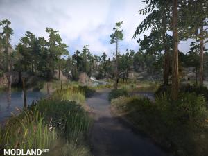 "Map ""Badlands Revisited"", 4 photo"