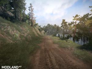 "Map ""Badlands Revisited"", 3 photo"