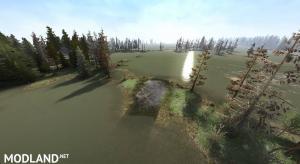 "Map ""Flood 2016"", 4 photo"