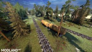 "Map ""Test railway 1.9"" v 1.0, 5 photo"