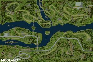 """Map """"La Luna 2"""" v 2.0 for (v18/03/06)"""