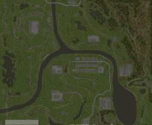 Deciduous Forest Map , 3 photo