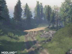 "Map ""Forest Plot"" v 1.0, 4 photo"
