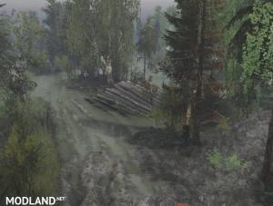 "Map ""Forest Plot"" v 1.0, 3 photo"