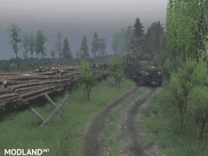 "Map ""Forest Plot"" v 1.0, 2 photo"