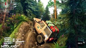 "Map ""IOX Adventure Offroad"" V1.0 for v11.12.17, 3 photo"