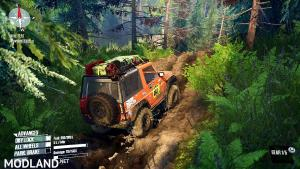 "Map ""IOX Adventure Offroad"" V1.0 for v11.12.17, 2 photo"