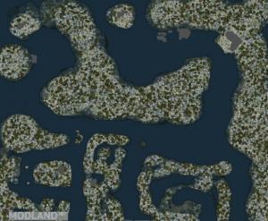 Winter Bog Map , 4 photo