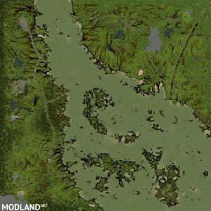 "Map ""Flood 2016"", 3 photo"