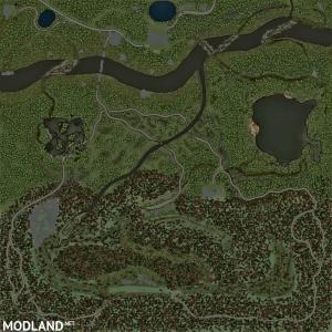 "Map ""Osinovka"" version 24.09.18, 5 photo"