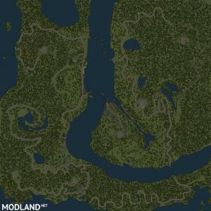 "Map ""Snake Roads 2"", 4 photo"