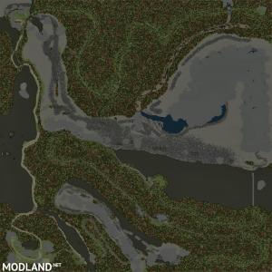 """Map """"HZ"""", 4 photo"""