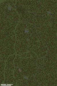 """Map """"Harmless dirt"""" V 11.12.17 for v30.11.17, 5 photo"""