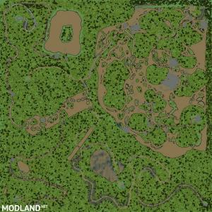 "Map ""Ascend"" v 1.0 for v11.12.17, 5 photo"