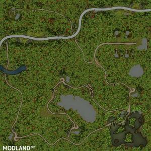 "The map ""Pokatushki 6"" v 1.0 for v11.12.17, 5 photo"