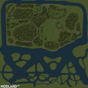 "Map ""Half"" v 1.0 for v30.11.17, 3 photo"