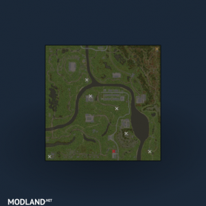 "Map ""Greenwood"", 7 photo"