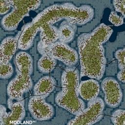 """Map """"Muddy Ice 2"""" v 1.0 , 4 photo"""
