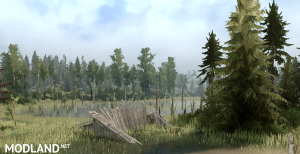Dynamic clouds: You are happy about BETA v 1.1 for Spintires: MudRunner (v18/05/21), 4 photo