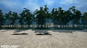 Dynamic clouds: You are happy about BETA v 1.1 for Spintires: MudRunner (v18/05/21), 5 photo