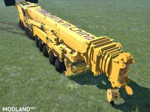Liebherr LTM11200-9 self-propelled crane v 1.0, 3 photo