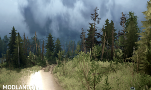 Dynamic clouds: You are happy about BETA v 1.1 for Spintires: MudRunner (v18/05/21), 3 photo