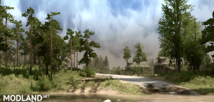 Dynamic clouds: You are happy about BETA v 1.1 for Spintires: MudRunner (v18/05/21), 7 photo