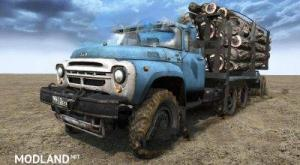 ZIL-130 Offroad Truck v1.2, 1 photo