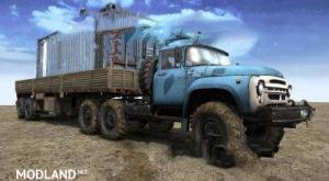 ZIL-130 Offroad Truck v1.2, 2 photo