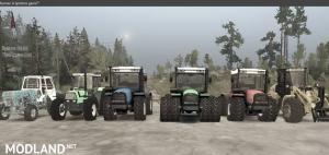 Pak tractors (v18/05/21)