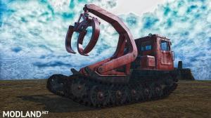 """Tractor """"TT-4"""", 2 photo"""