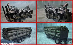 Pack trailers v 1.0, 2 photo
