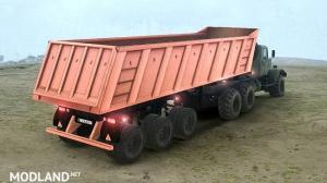 Pak semi-trailers