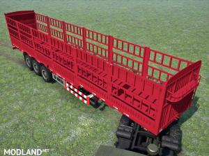Semi-trailer 13M5 v 1.0, 2 photo