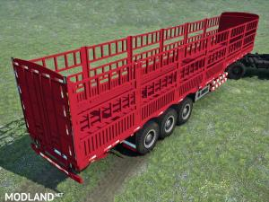 Semi-trailer 13M5 v 1.0, 4 photo