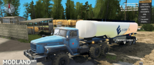 Semi-trailers Pack v 1.0