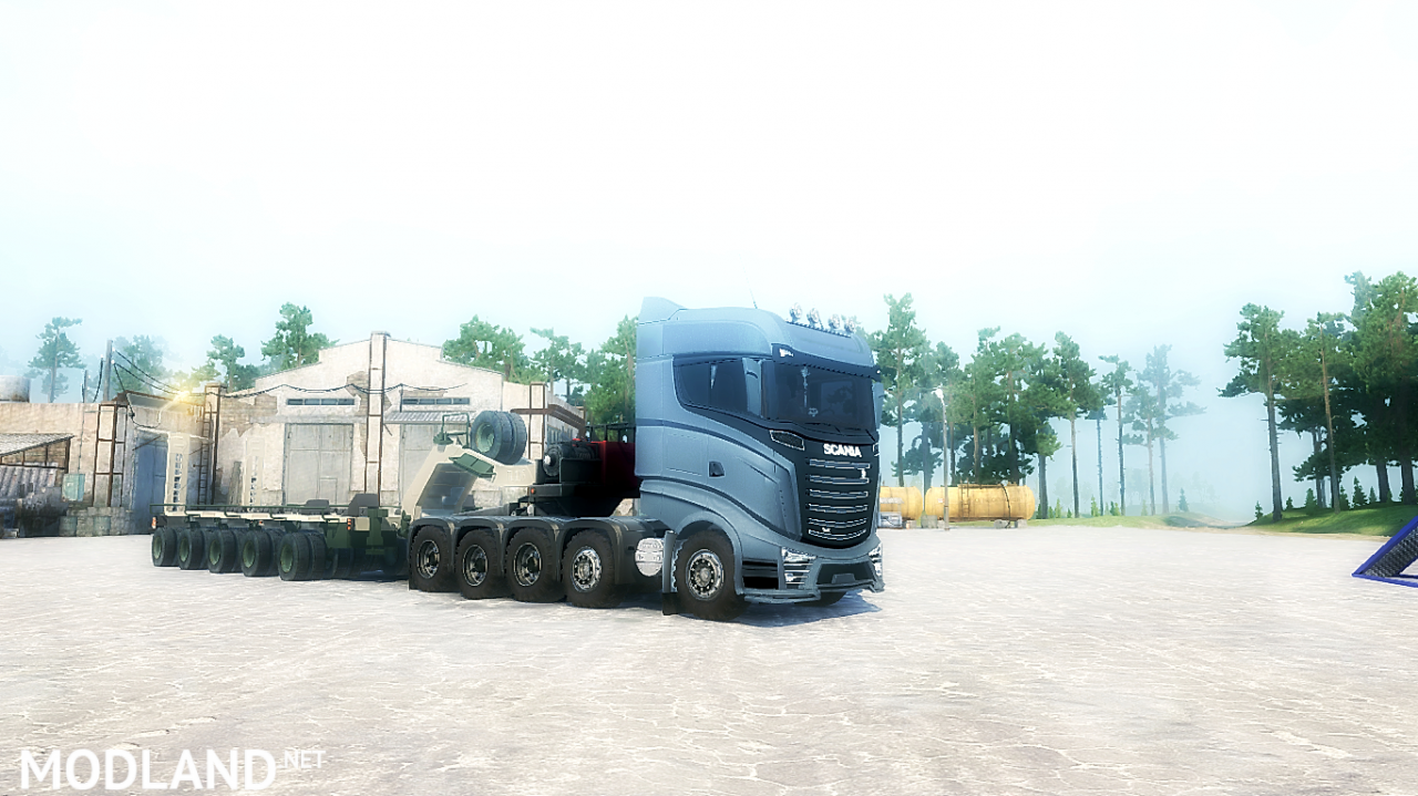 Scania R1000 version 14/05/18 for (v18 / 03/06)