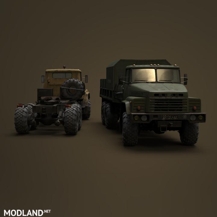 Kraz-260 / 260V version 09.07.18 for (v18/05/21)