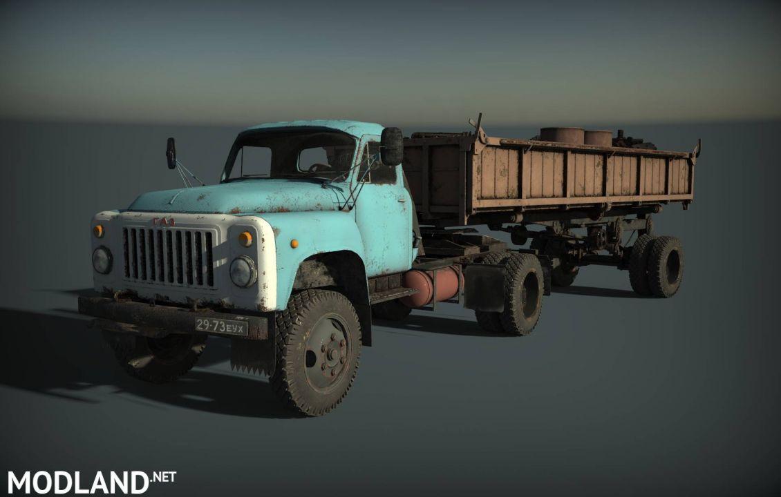 GAZ-53 Series version 13.01.18 for