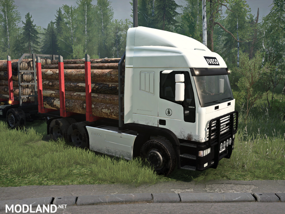 Iveco Eurotech version 11.12.17 for