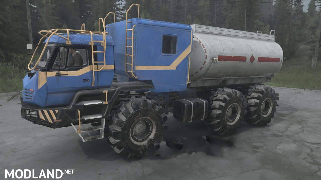 Azov 4220 Antarctic Truck