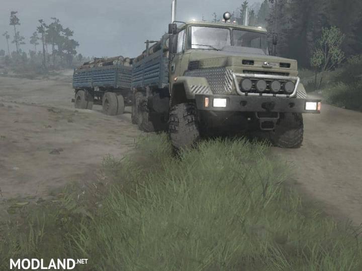 Kraz 6322 Truck
