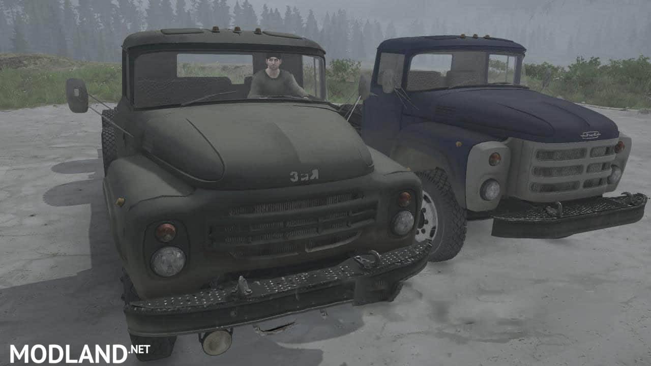 ZIL-133GYA Truck