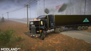 Freightliner FLA 9664 offroad, 3 photo