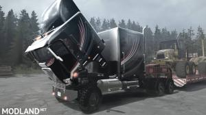 Freightliner FLA 9664 offroad, 2 photo