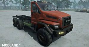 Ural NEXT truck version 09.10.19, 3 photo
