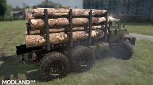 KrAZ B 18.1-TURBO v 1.0 for (v29.01.18), 3 photo