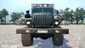 UralAZ-4320-41 version 11.05.18 for (v18 / 03/06), 3 photo
