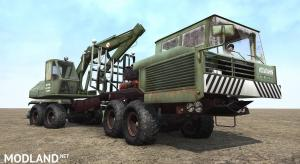 Kraz 6434 v 2.0 - External Download image